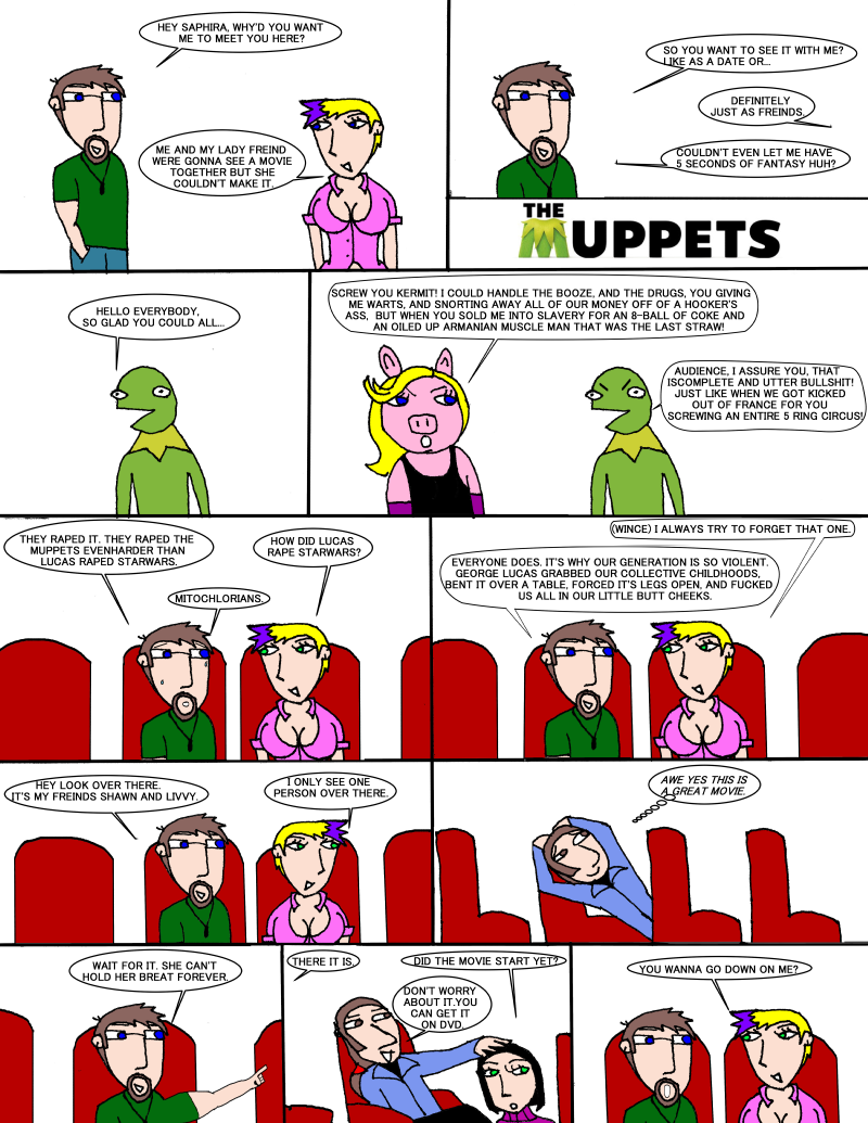 Muppets Are Dope